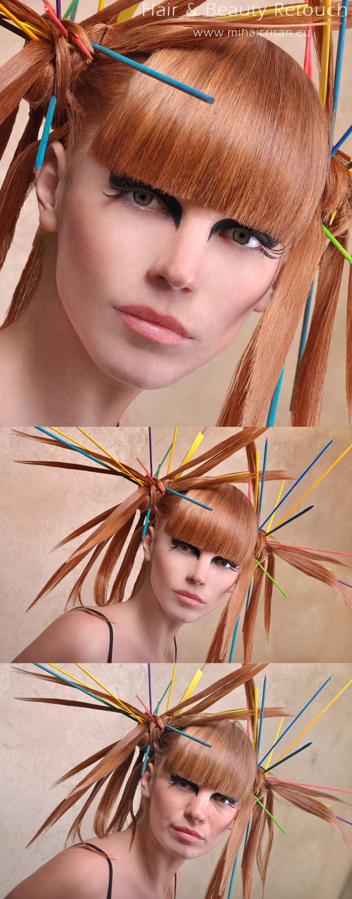 Mar 27, 2010 by mihai crisan ; hair style - alina crisan, mua - mirela fazakas HR II