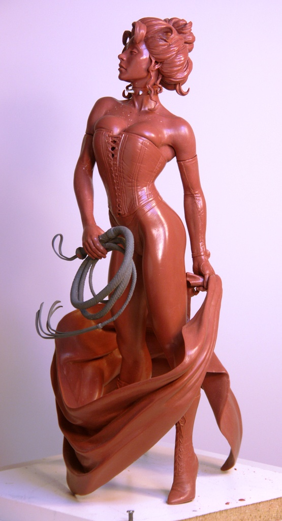 Mar 28, 2010 Sideshow Collectibles, 2009 AH! Black Queen Comiquette