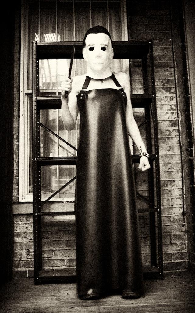 Female model photo shoot of Ges by neuFleisch Films
