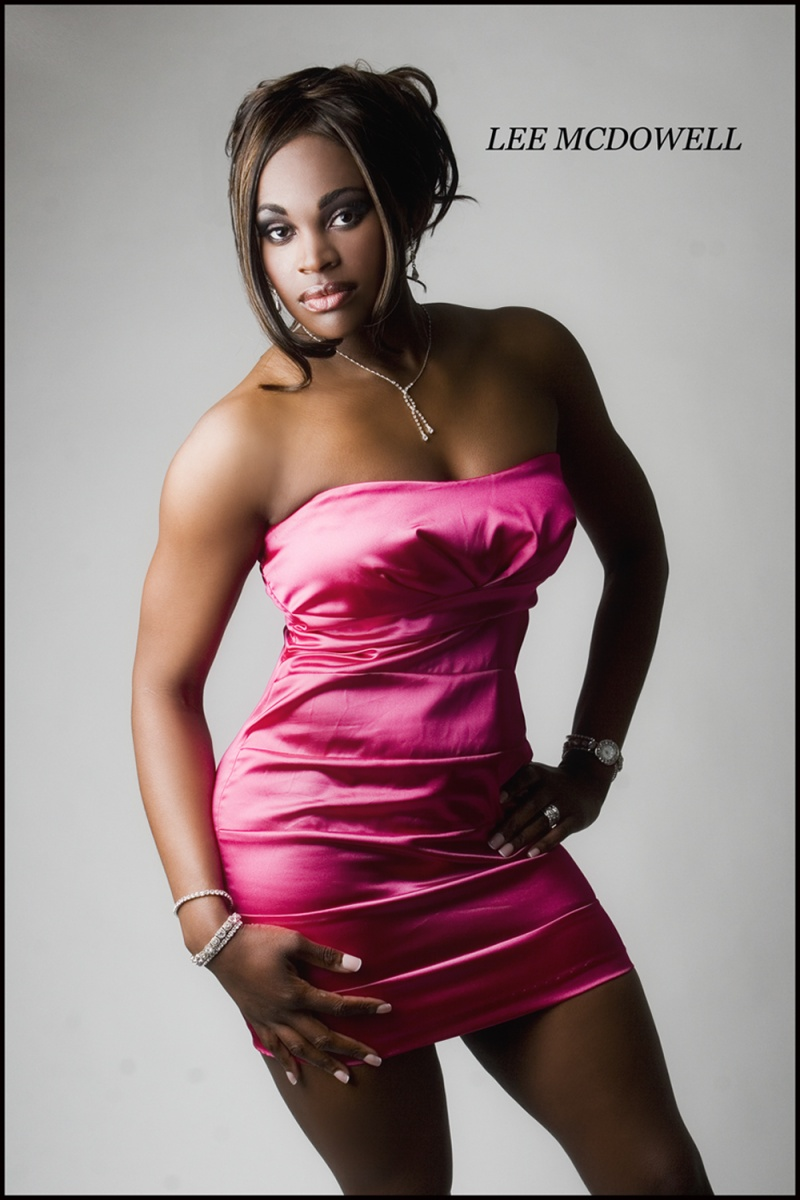 Female model photo shoot of D Maddoxx by LEE MCDOWELL
