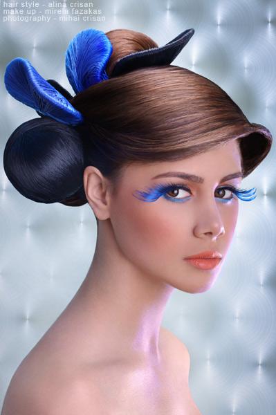Mar 30, 2010 by mihai crisan ; hair style - alina crisan, mua - mirela fazakas HR IV