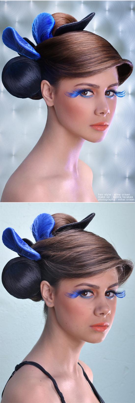 Mar 30, 2010 by mihai crisan ; hair style - alina crisan, mua - mirela fazakas HR VI