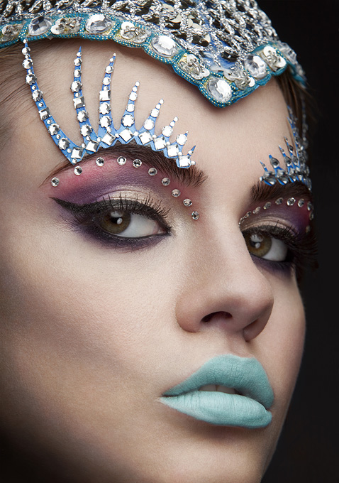 Mar 31, 2010 Swarovski crystal lashes made by me. MUA Maddie Austin