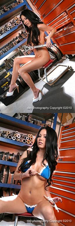Mar 31, 2010 day photography / Super Street Magazine Copyright �©2010 Model Lindsey Li