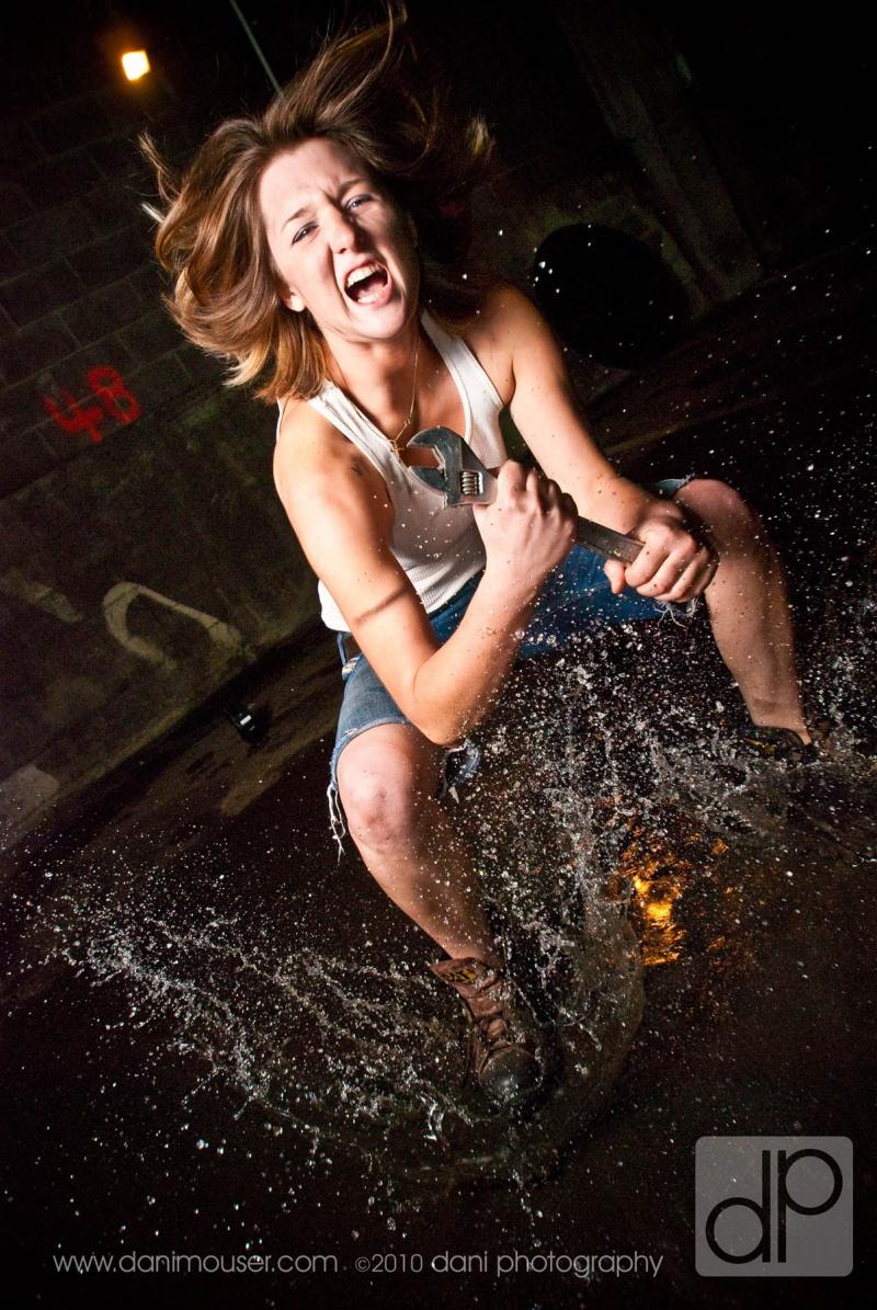 Female model photo shoot of Dani Benton Photography and Tina Amicci
