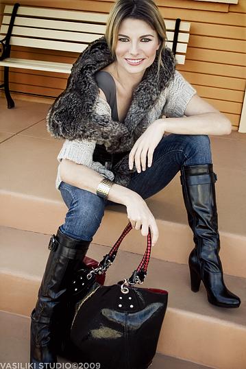 Southern California Apr 01, 2010 VasilikiStudio@2009-2010 Commercial Beauty | model: Klara Landrat