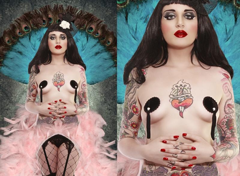 Female model photo shoot of -Melissa_ by vismaya in Swords, Dublin, makeup by Catherine Weldon MUA