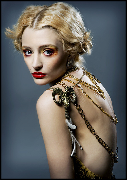 Female model photo shoot of Tay Bassi Photography