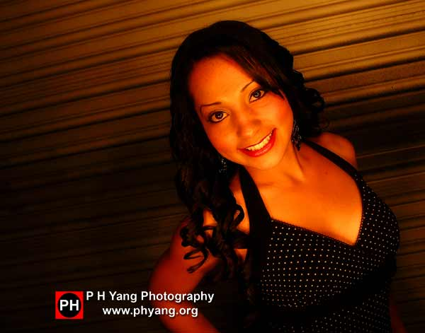Male and Female model photo shoot of P H Yang Photography and Esmeralda Gutierrez in San Jose