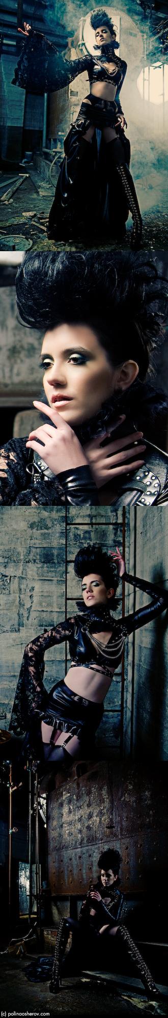 Indianapolis, IN Apr 03, 2010 polina osherov Photography Hair: Irina Green; Clothing: Apgar