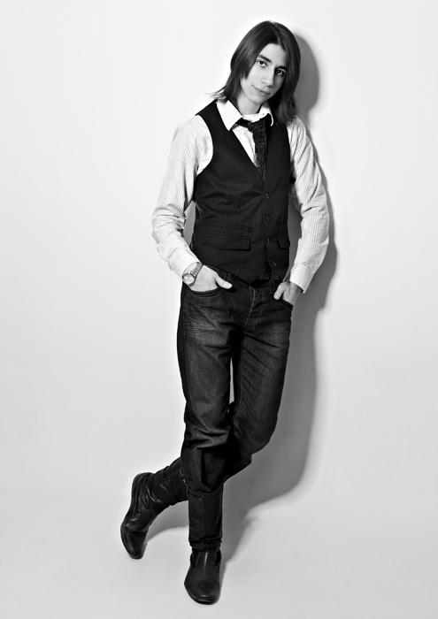 Male model photo shoot of Travers Studio in Dublin, Ireland.