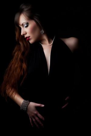 Female model photo shoot of Nicolette Mallow