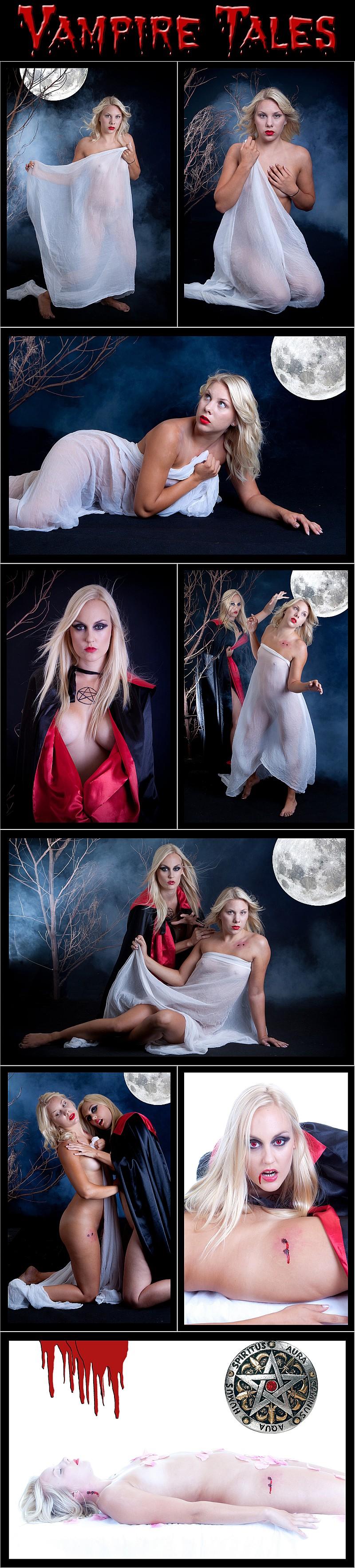 Studio Apr 05, 2010 Model Photographic Vampire tales