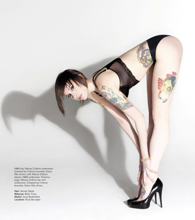 INKED Magazine Apr 05, 2010