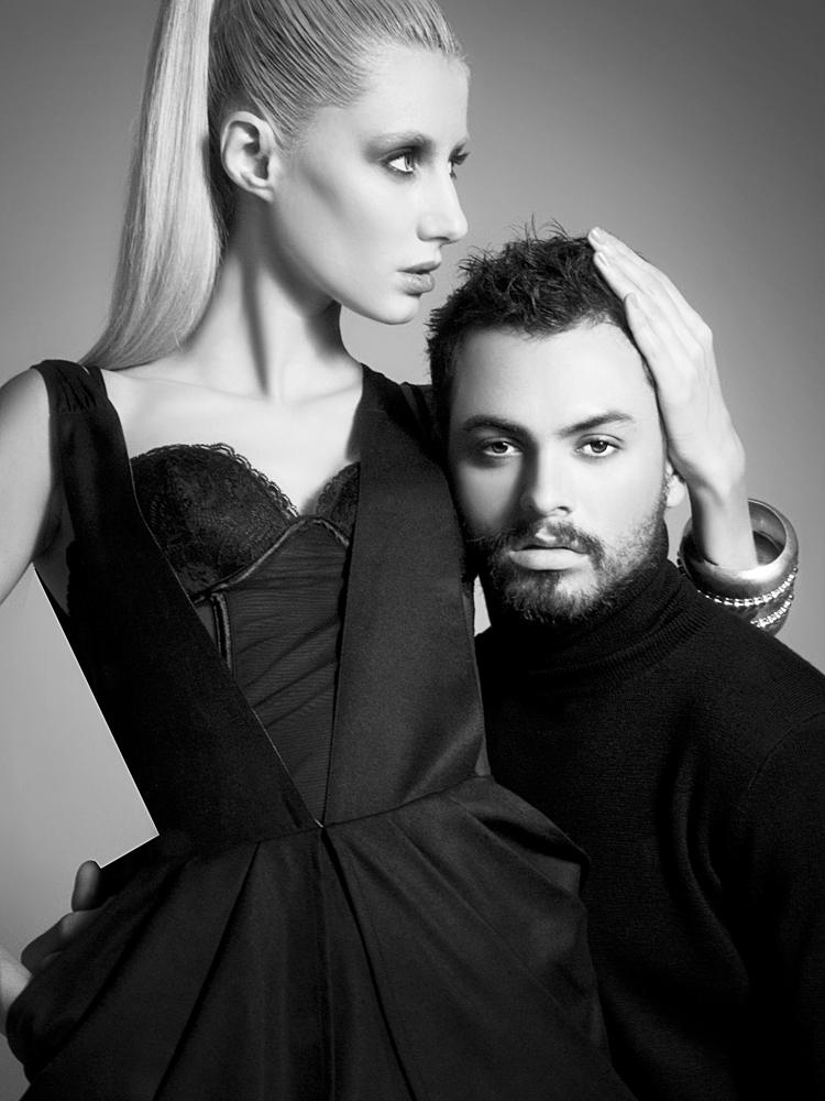 Apr 05, 2010 Photog: Enrique Vega; Hair: Nedjetti Harvey.com; Stylist: Davis Carrasquillo; models: Andreea Stancu and Bryan Raffuchi