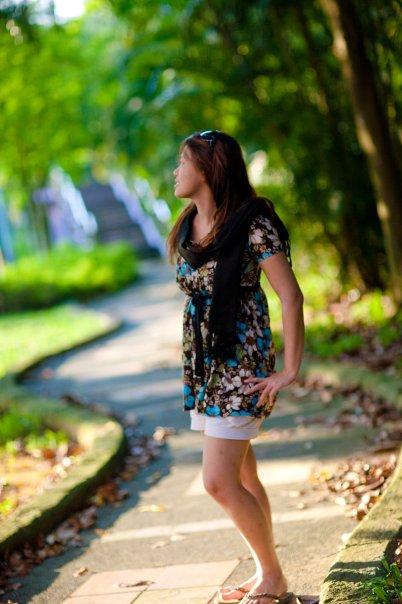 Female model photo shoot of Alexandriine in Singapore (general), Singapore