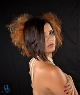 Female model photo shoot of Cherie Armour by LeanneC and Gareth Gorman
