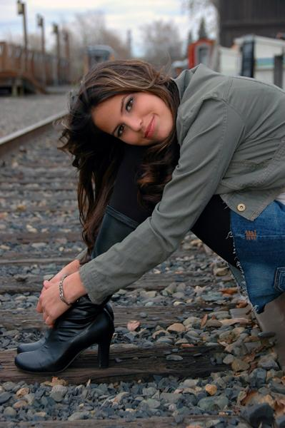Female model photo shoot of Courtney LC by KTM Photography