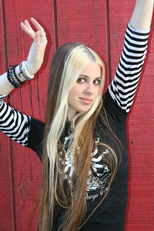 Female model photo shoot of Samara G