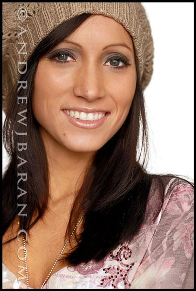 Female model photo shoot of Samantha J C by Andrew J Baran