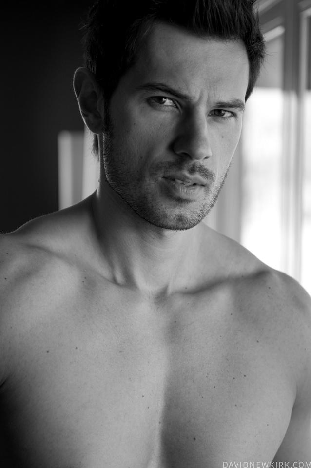 Male model photo shoot of Phillip Istomin by david newkirk