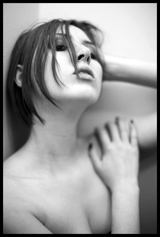 Female model photo shoot of blu jay by Ron Douglas in Brooklyn, NY