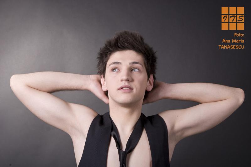 Male model photo shoot of Banica Paul Mihai