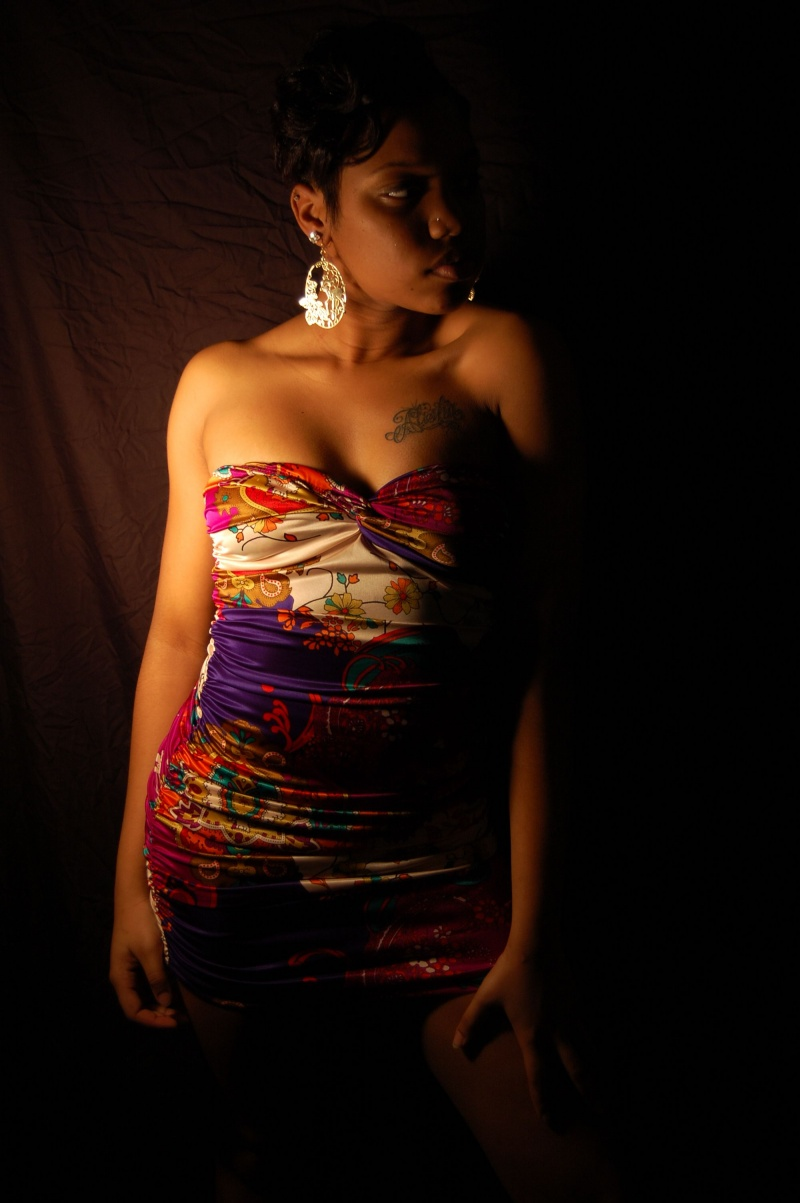 Female model photo shoot of SHANTAViiA