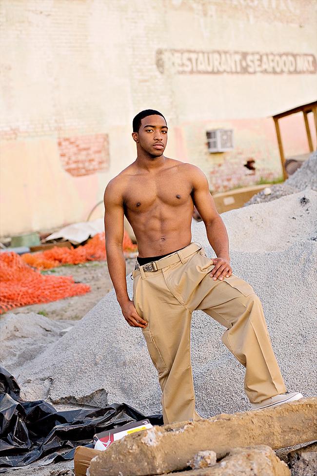 Male model photo shoot of B-Chiseled by Natasha Williams in Statesboro, Ga