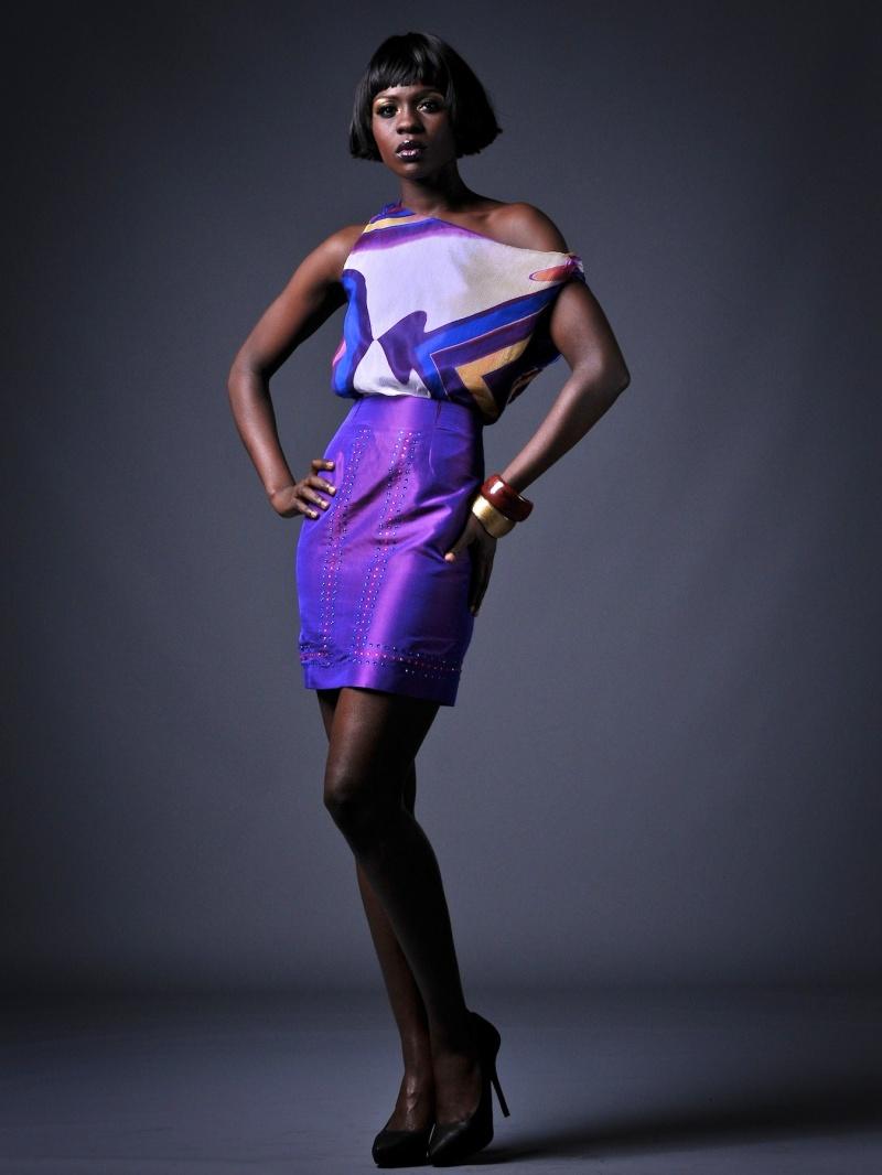 Female model photo shoot of WILMA NICOLE