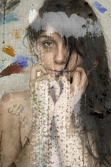 Female model photo shoot of Eleanor Black by Jonathan Kane