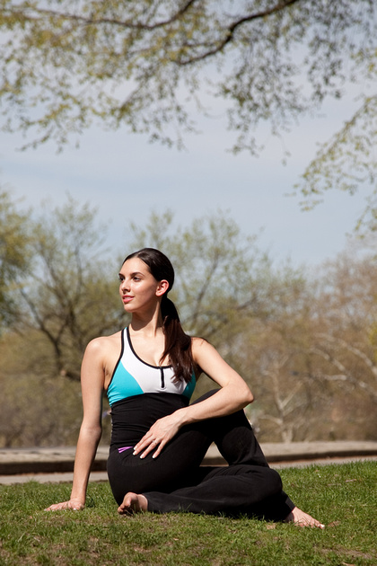 Central Park Apr 18, 2010 MannyH Photography Yoga