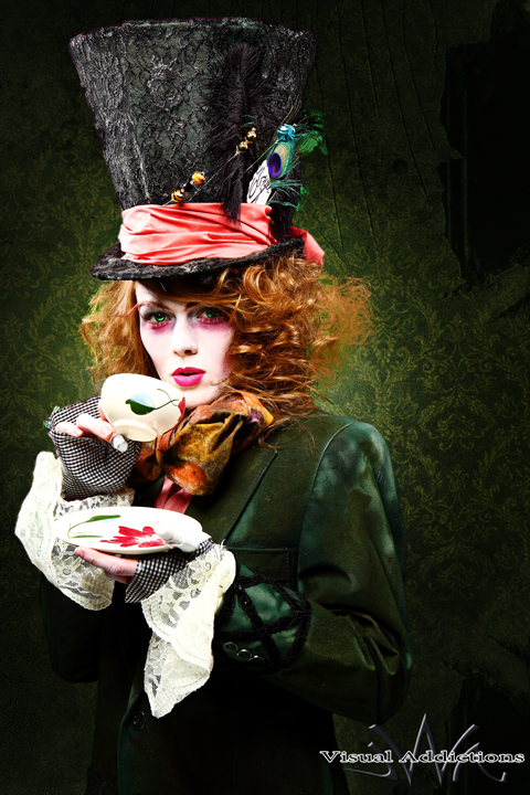 Apr 19, 2010 JWN Visual Additions Im as Mad as a Hatter! I made the Jacket and the Hat! :D