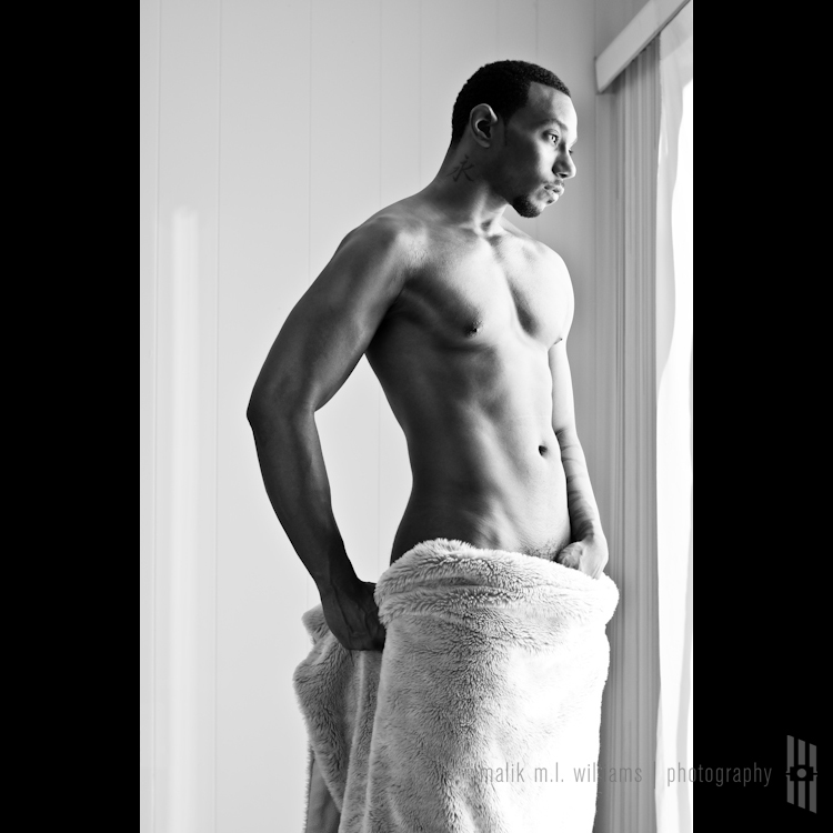 Male model photo shoot of malik m.l. williams and THURSTON H TYLER in 667 Studio