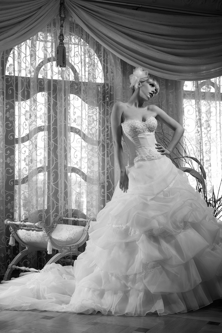 ALICJA TROUSHI Apr 22, 2010 Alicja Troushi VALENTINA-ITALIA  Wedding dresses