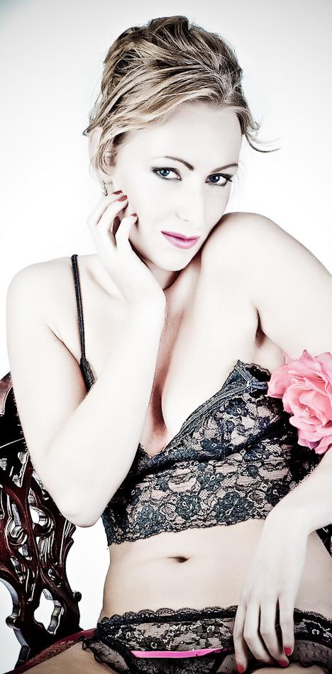 Female model photo shoot of HF Miss Bella by Irish Rabbit, hair styled by Nat-Nat