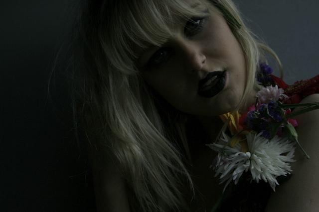 Female model photo shoot of AMC stylist and Chrystal-anne