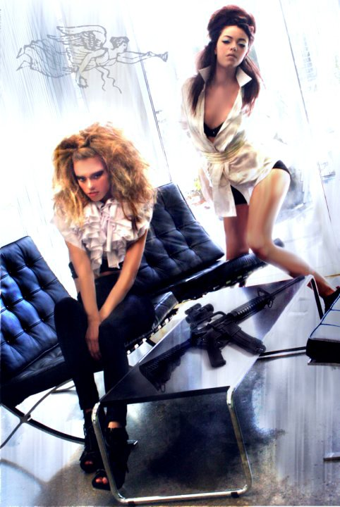 Male model photo shoot of jimmy estimada