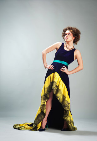 Female model photo shoot of cityliFe Studio and Kaydence Taylor in Brenda Ladd Studio