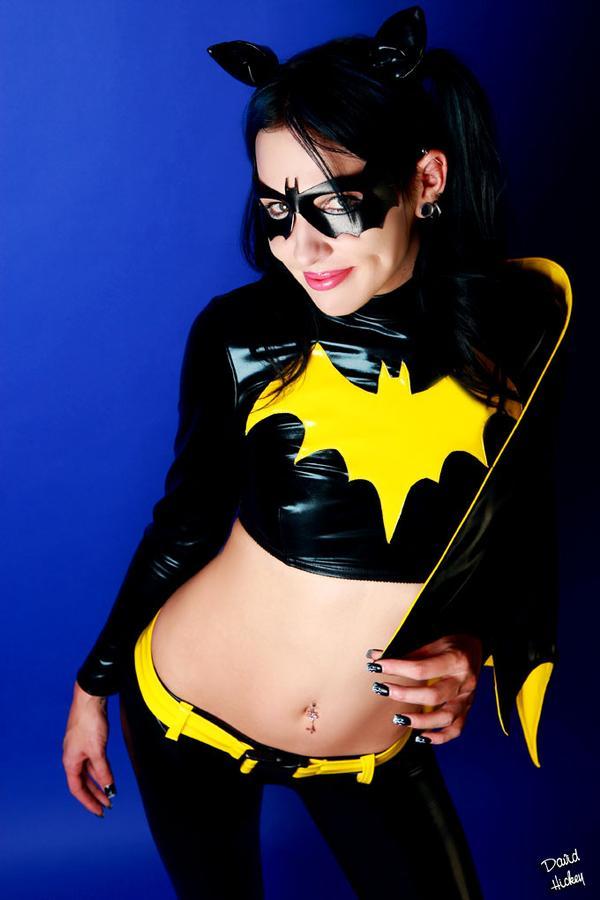 Apr 28, 2010 David Hickey Bat Girl