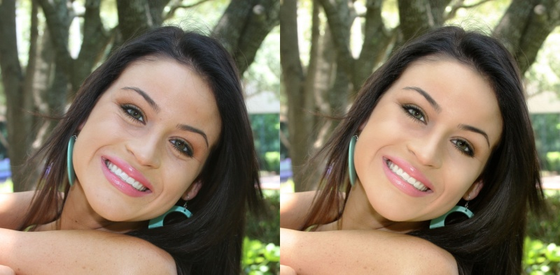Apr 29, 2010 Before and After/skin/lighting/color correction