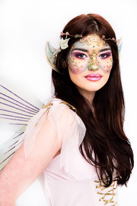 May 01, 2010 Kip Carroll Fairytale makeup