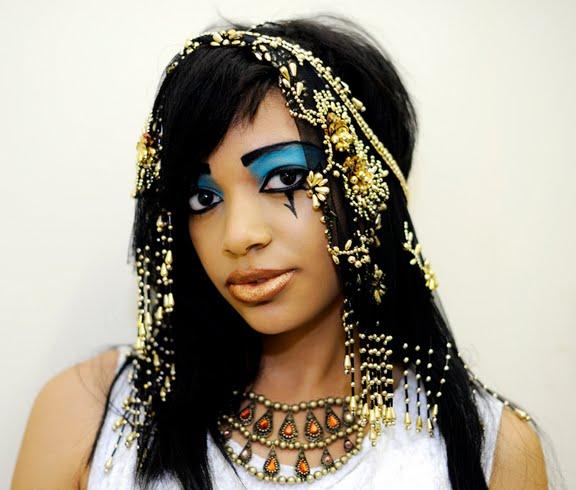 May 01, 2010 Egyptian Period Makeup