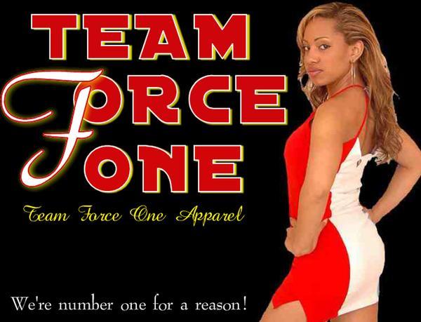 Seattle Washington May 03, 2010 Team Force One Apparel / Paris Walters