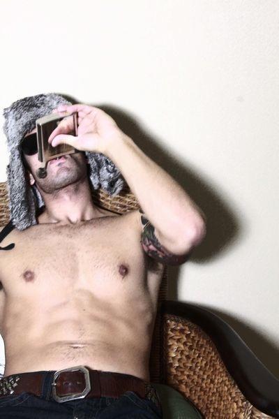 Male model photo shoot of Bassophoto