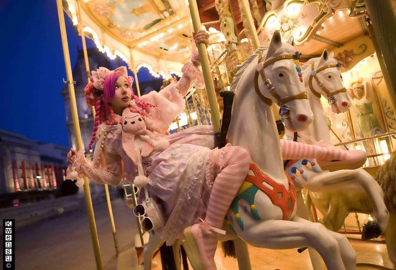 paris May 04, 2010 kwensu dreamy carrousel