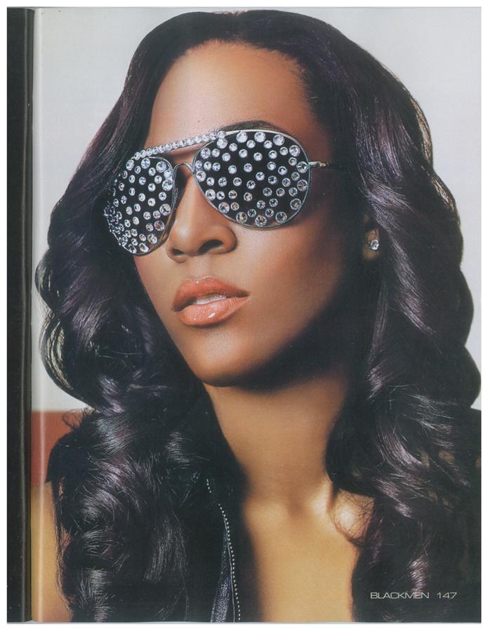 NEW JERSEY May 04, 2010 Blackmen Magazine BackMen Magazine 100th Issue/Model: SAVANNAH J.