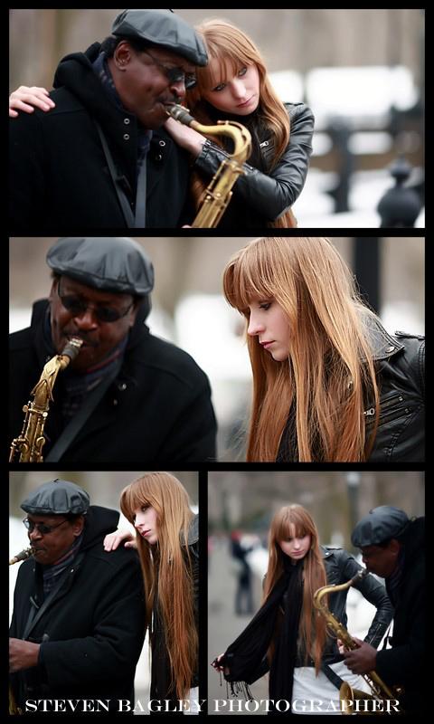 NYC, NY May 04, 2010 Steven Bagley Jazz in Central Park
