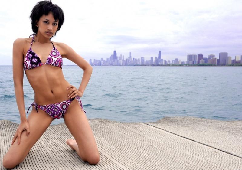 Chicago Lakefront May 04, 2010 DJ Watts Bikini Body Ready