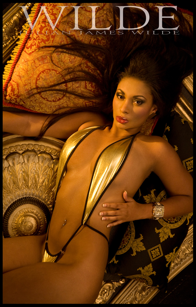 Female model photo shoot of KyeshaMarie by Julian  W I L D E, wardrobe styled by Raven Wilde, makeup by Jodi Vaughn MUAH
